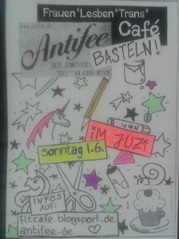 Flyer Antifee Basteln 01.06.2014